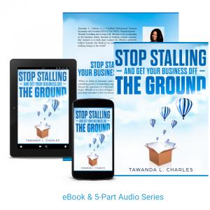 Stop Stalling Ebook